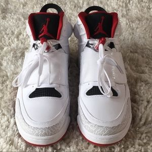 reputable site 9c2ff d9af6 Jordan Shoes - Jordan Son Of Mars Fire Red 512245-112 Chicago